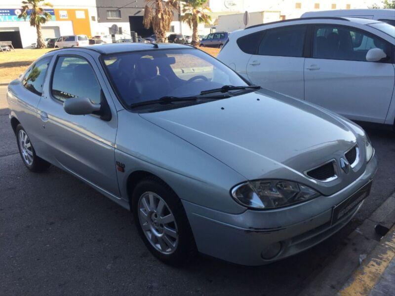 Renault Megane Coupe Di U00e9sel