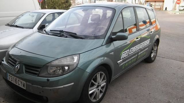 RENAULT GRAND SCENIC 1.9 DCI 1