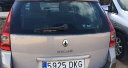 RENAULT MEGANE GRAND TOUR 1.9 DCI