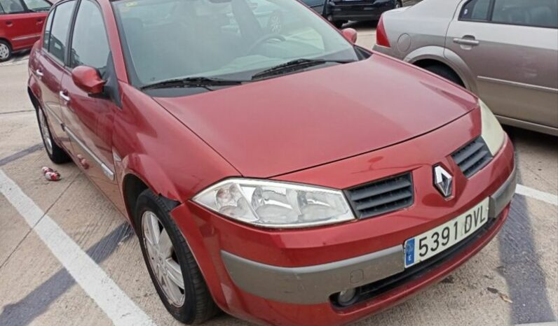 Renault Megane Sedan 1.6 1