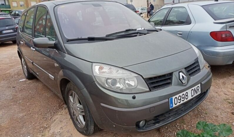 Renault Scenic Expression 1